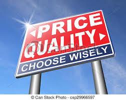 price quality
